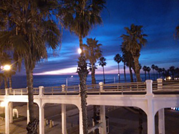 Pier in Oceanside